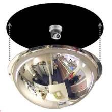"""Covert Camera Dome 18"""""""