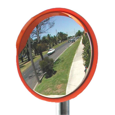 Deluxe Stainless Steel Traffic Mirror 32 Quot