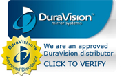 We are an approved DuraVision distributor.
